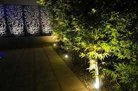outdoor garden lighting ideas and design led pictures