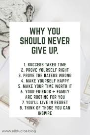 Quotes About Giving Up Never Give Up On Life Quotes QUOTES OF THE DAY 67