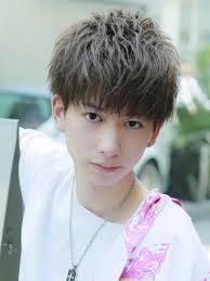 夏軽ヘアストリートマッシュメンズ髪型 Lipps 吉祥寺annex
