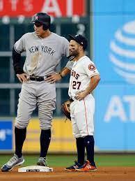Jose Altuve's height ...