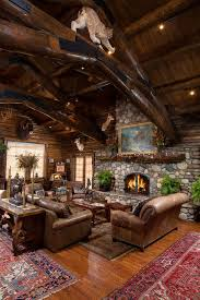 lovable best log cabin decorating ideas ideas about log cabin
