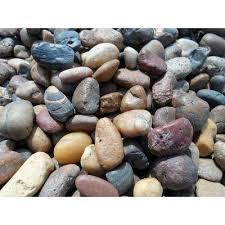 River Rock Size Chart 1 In To 2 In Sonora Shine Landscaping Stone