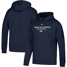 Yellow Hoodie Pullover Climawarm Sideline - Tech Adidas Rush Navy Georgia Jackets|Inspirational Football Quotes From The Gridiron