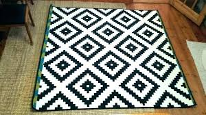 indoor outdoor rugs rug black and white elegant as bathroom ikea adelaide new ou