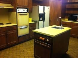1970S Kitchen Remodel Style Interesting Design
