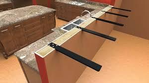 granite countertop overhang granite brackets granite support brackets for granite countertop overhang support requirements granite countertop overhang