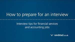 How To Prepare For An Interview Interview Tips For Financial