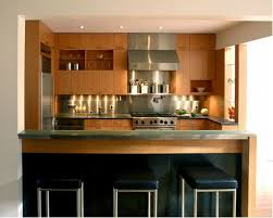 Inspiration for a contemporary l-shaped kitchen remodel in San Francisco  with stainless steel appliances