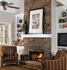 Inspiration Of Small Fireplace For Unique Living Space And Best 25 Tall Fireplace