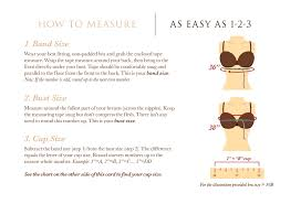 how to measure breast size how to measure guide easy as 1 2 3 nudz