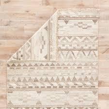 finch flat weave wool rug folded corner