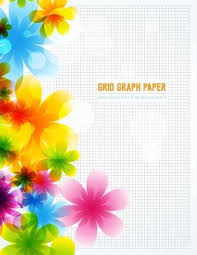 Grid Graph Paper 1 8 Inch Squares Blank Grid Quad Ruled
