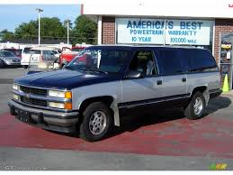1994 Chevrolet Suburban Specs and Photos | StrongAuto