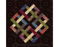 Downloadable Paper Piecing Quilt Patterns by PieceByNumberQuilts & Zentricity II - paper pieced quilt block pattern, celtic knot quilt pattern,  medallion, Adamdwight.com