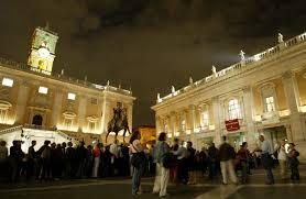 Maratona d'arte di notte a Roma - Newsmap - In Viaggio - ANSA.it