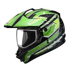 Gmax Gm54s Size Chart Gmax Gm11d Nova Snowmobile Snocross Helmet In Green
