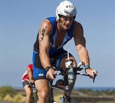 Ex-Badger and Packer Don Davey finds outlet in retirement competing in  Ironman triathlons