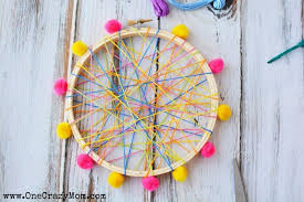 How To Make A Dream Catcher For Kids How to Make a DreamCatcher for Kids Fun and Colorful Craft Activity 38