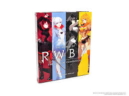The World Of Rwby The Official Companion Amazon Co Uk