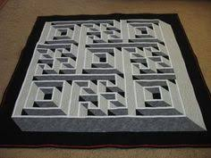 Labyrinth Maze Quilt Patterns | quilts worth looking at ... & Labyrinth Walk - no pattern, but info on making this a wall hangingn Adamdwight.com