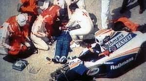 1.5.1994: Formel-1-Star Ayrton Senna stirbt bei einem Unfall in Imola -  watson
