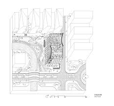 gallery of songjiang art campus archi union architects 24 songjiang art campus fourth floor plan