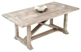 fresh idea grey wash dining table basque gray tables solid