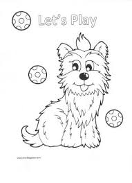 Small Picture Kids Puppy Coloring Pages