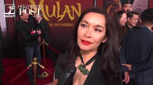 Liz Tan Mulan Premiere - YouTube