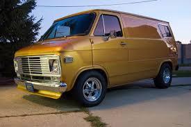 1977 Chevrolet Van - Information and photos - MOMENTcar