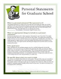 sample personal statements graduate school personal statements for graduate school graduate school essay format