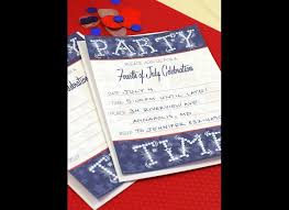 6 Free Printable Invitations For Your Fourth Of July Party