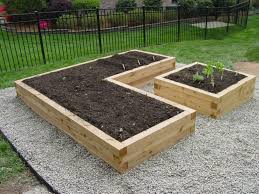 building a garden box. Diy Raised Garden Box Make Building Boxes How To From Wood Pallets Inspirational A