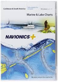 Navionics Caribbean S America Cf Card Nautical Chart On Compact Flash Card Cf Nav 3xg