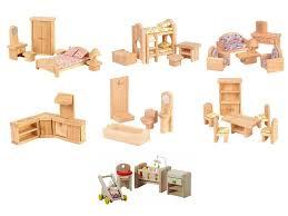 dollhouse furniture cheap. 7 Room Dollhouse Furniture Set-Elves \u0026 Angels Cheap S
