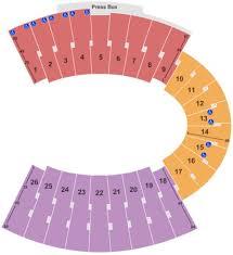 Sun Bowl Stadium Seating Chart Sun Bowl Stadium Tickets In El Paso Texas Sun Bowl Stadium