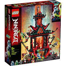 Đồ chơi Lego Ninjago CHÍNH HÃNG - Tu Viện Của Đế Chế Madness SKU 71712 -  Xếp hình - Lắp ráp