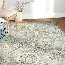 area rug teal large