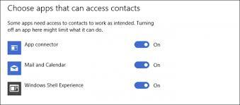 Understanding Windows 10s Privacy Settings