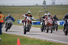 launch from last years supermoto season motorcycles