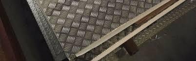 Steel Chequered Plates Manufacturers Suppliers Bharat Steels