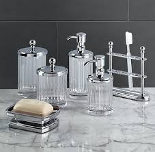 frosted glass bathroom accessories. Glass Bath Accessories Bathroom Exquisite Closeout Hotel Collection At Sets From . Frosted A