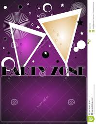 Party Invitation Background Image Party Invitation Background Vector Stock Vector Illustration Of
