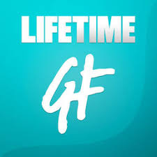 life time group fitness icon