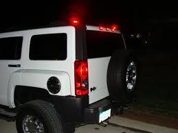 Finally Added My Roof Rear Marker Lights Hummer Forums