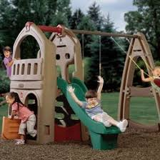Plastic Swing Sets
