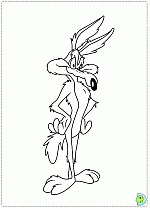 Small Picture Wile E Coyote coloring pages DinoKidsorg