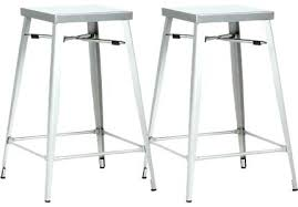 gray counter stools. Gray Stool Counter Stools Set Of 2 Place Height Metal