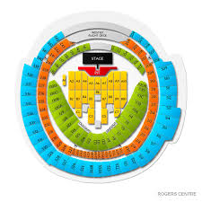 Rogers Stadium Toronto Seating Chart Green Day With Fall Out Boy And Weezer Toronto Tickets 8