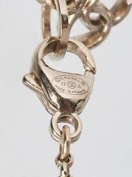chanel black resin perfume bottle pendant necklace